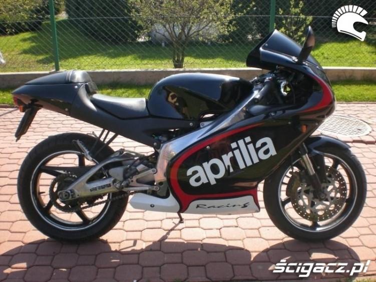 Aprilia Racing RS125