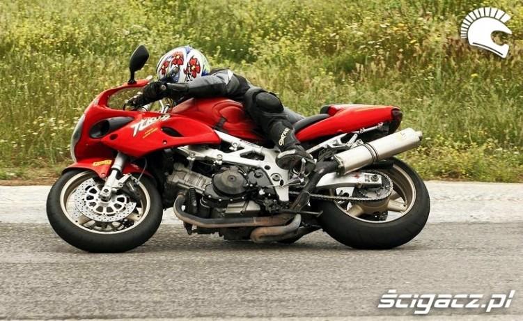 Suzuki TL1000 mocne zlozenie