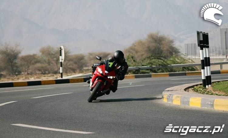 Yamaha R6 winkiel
