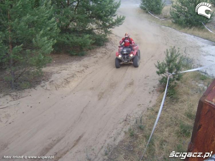 Yamaha Grizzly 700 Kretkiewicz