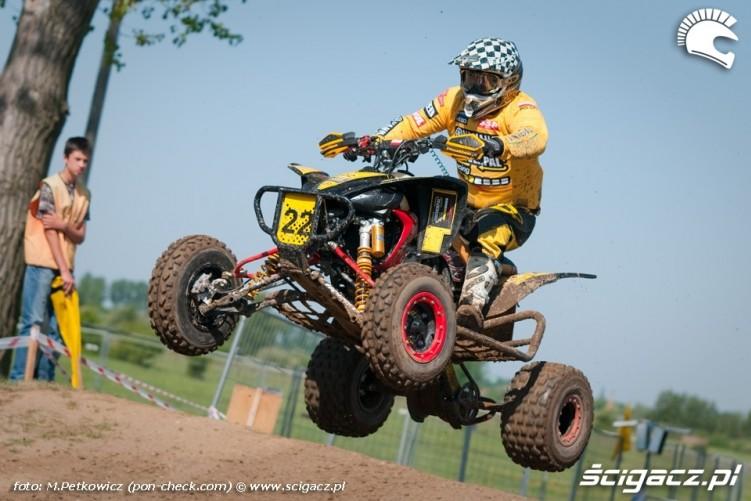 quady motocross wschowa jacek siekaj