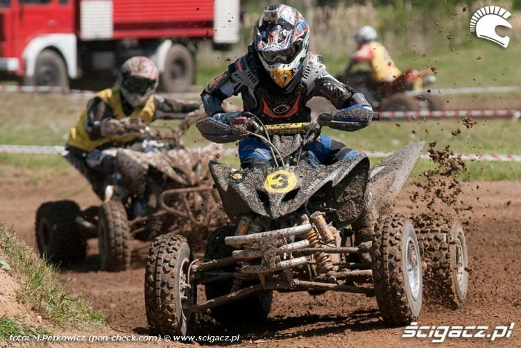 wiktor lewandowski quady motocross wschowa