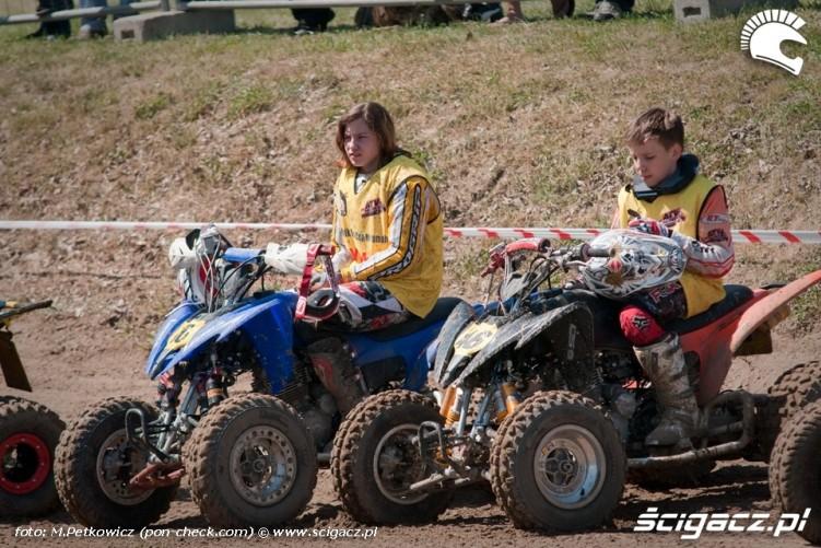 zuzanna scibior motocross quady wschowa