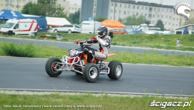 supermoto lublin quad drift