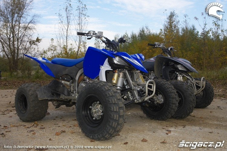 atvs yamaha yfz450r model 2009 test b mg 0028