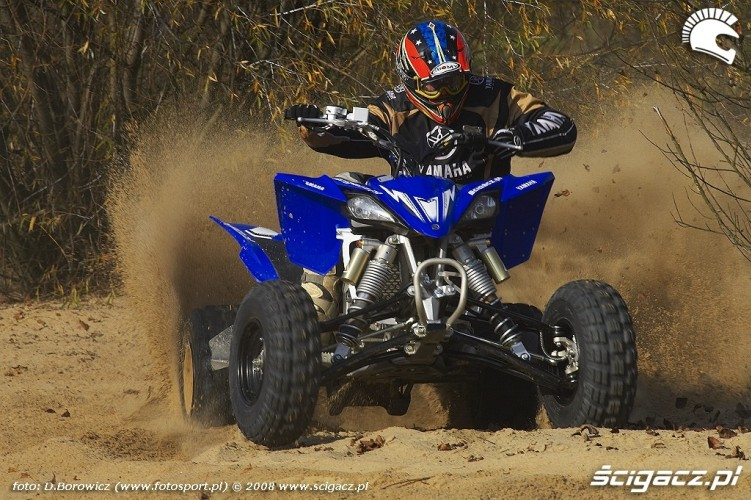 bok yamaha yfz450r model 2009 test b mg 0087