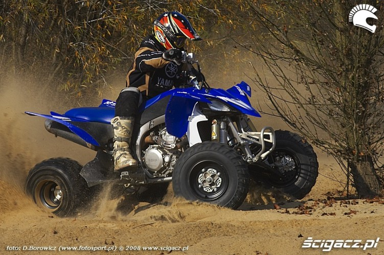 enduro yamaha yfz450r model 2009 test b mg 0088