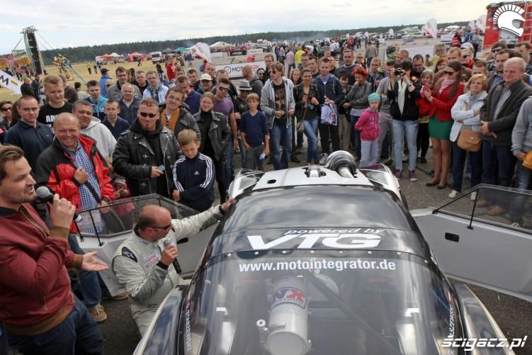 AMS 2014 Corvette prezentacja