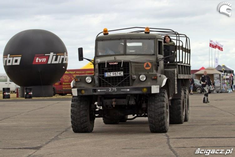 AMS 2014 pojazd militarny
