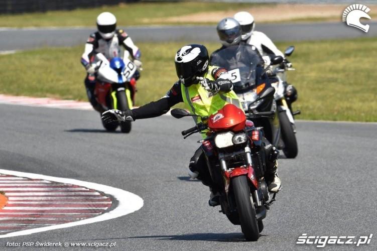 Motocyklisci CSS Poznan