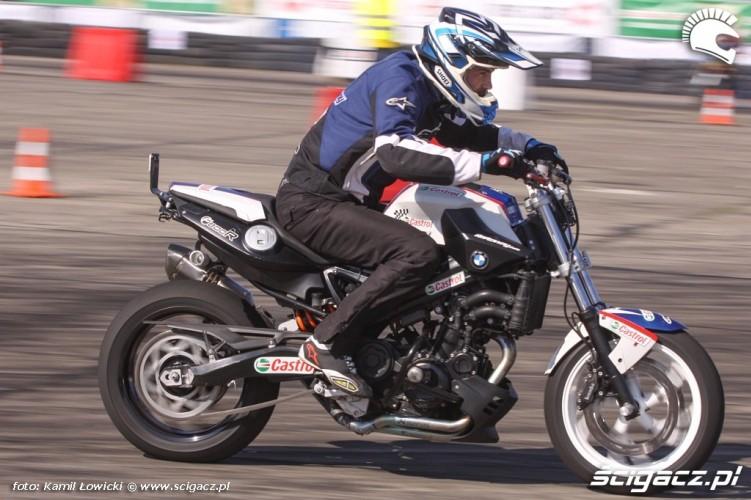 BMW Raptowny Intercars Motor Show