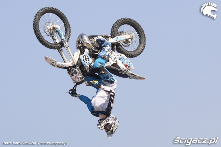 Freestyle FMX Intercars Motor Show