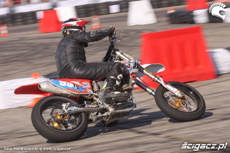 Honda Supermoto Intercars Motor Show