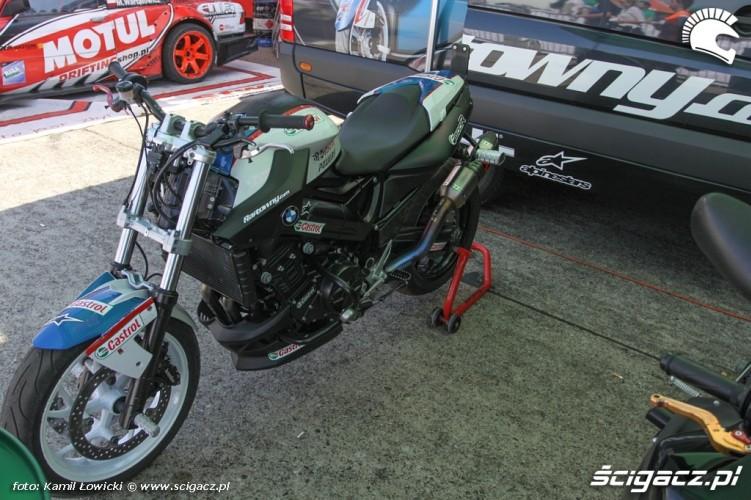 Motocykl BMW Intercars Motor Show