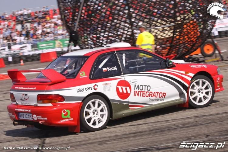 Pokazy Intercars Motor Show