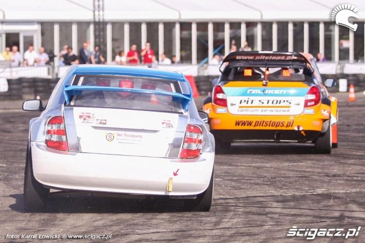 Rally Cross Intercars Motor Show