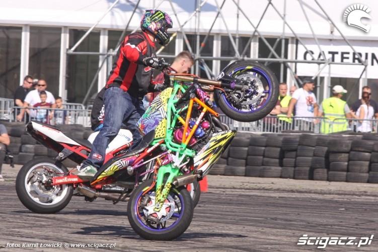 Stunt Intercars Motor Show