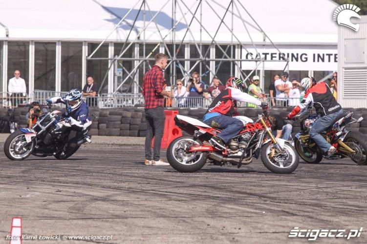 Stunterzy Intercars Motor Show