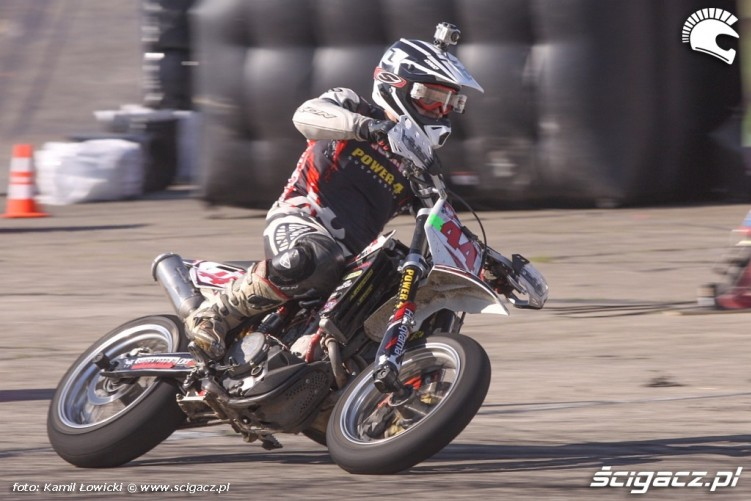 Supermoto Intercars Motor Show 2014