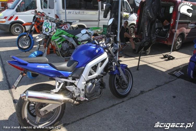Suzuki SV Intercars Motor Show