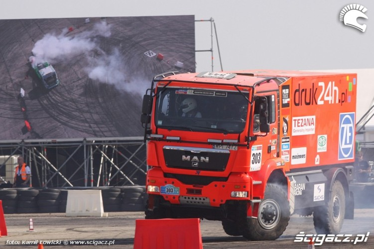 Tir Intercars Motor Show