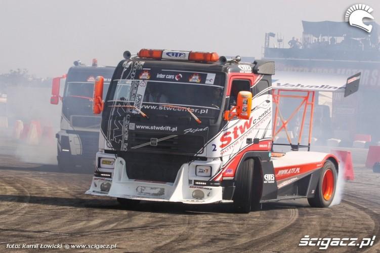 Tir drift Intercars Motor Show