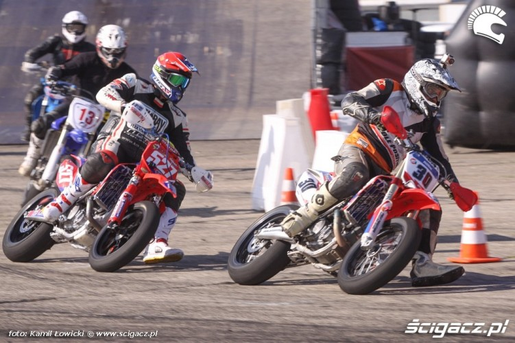 Zakret Supermoto Intercars Motor Show