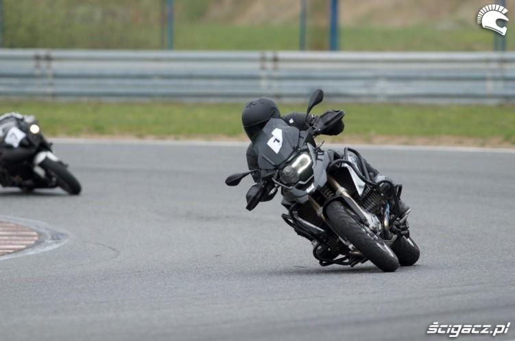 California Superbike School BMW R1200GS