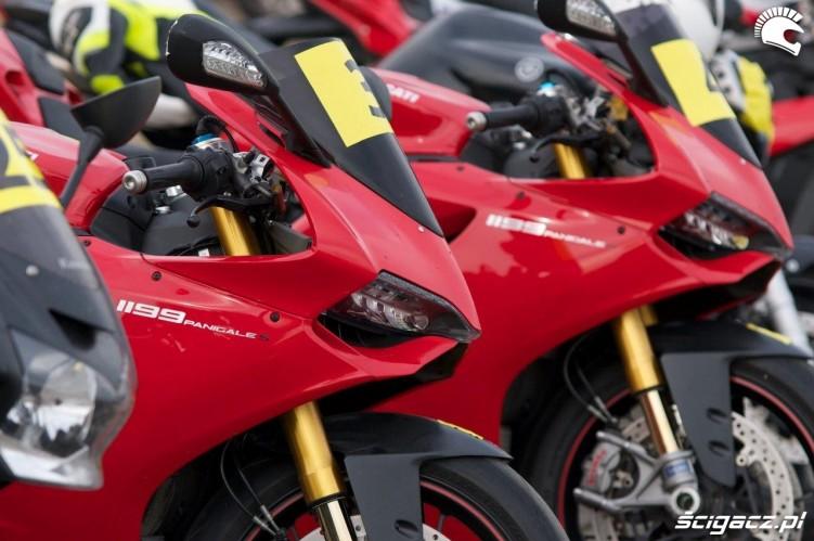 California Superbike School Ducati Team