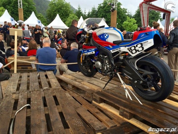 bmw motorrad days custom moto