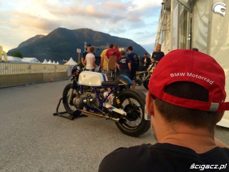 garmisch czapka motorrad days