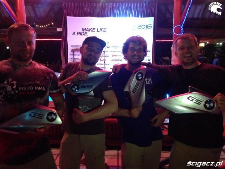 CEEU Team GS Trophy 2016