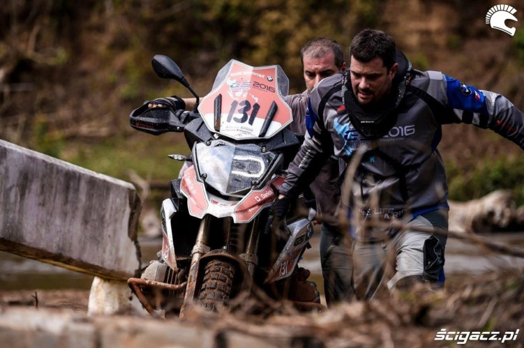 GS Trophy 2016 D1 test