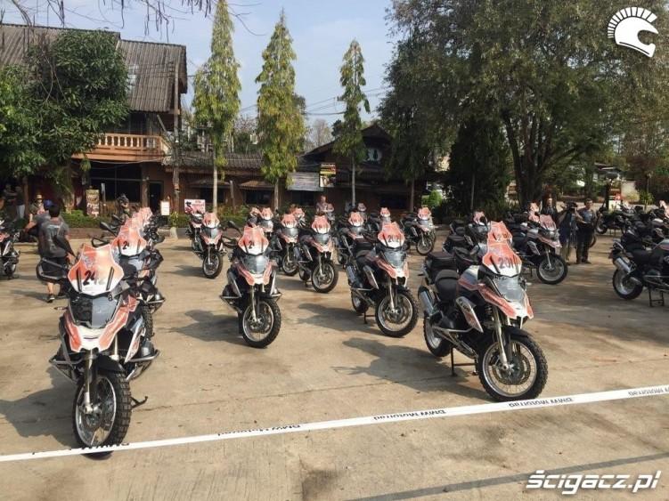Motocykle GS
