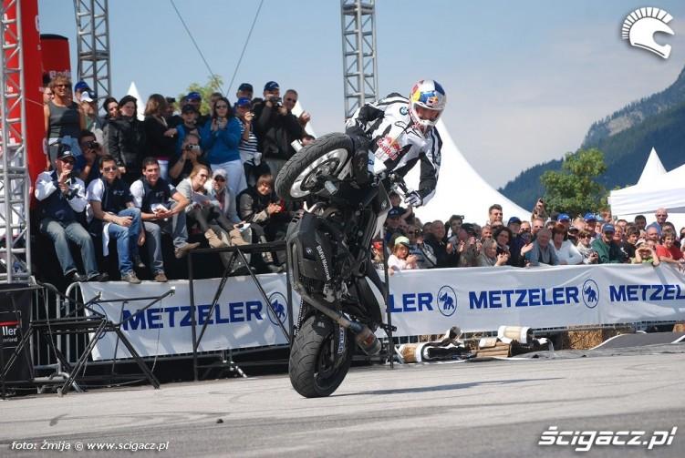 Garmisch stunt show Chris Pfeiffer