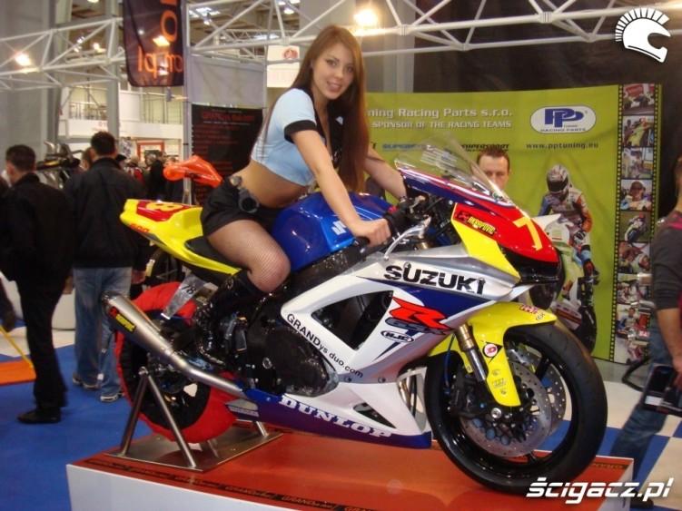 Motocykl Suzuki Grandys Duo