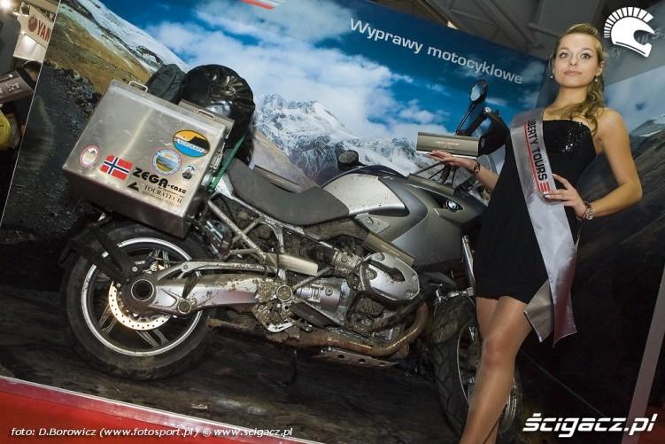 bmw terenowe wystawa motocykli warszawa 2009 e mg 0352