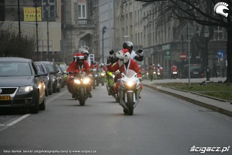 aniolki na motocyklach