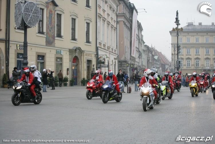 korowod motomikolajow krakow 2009