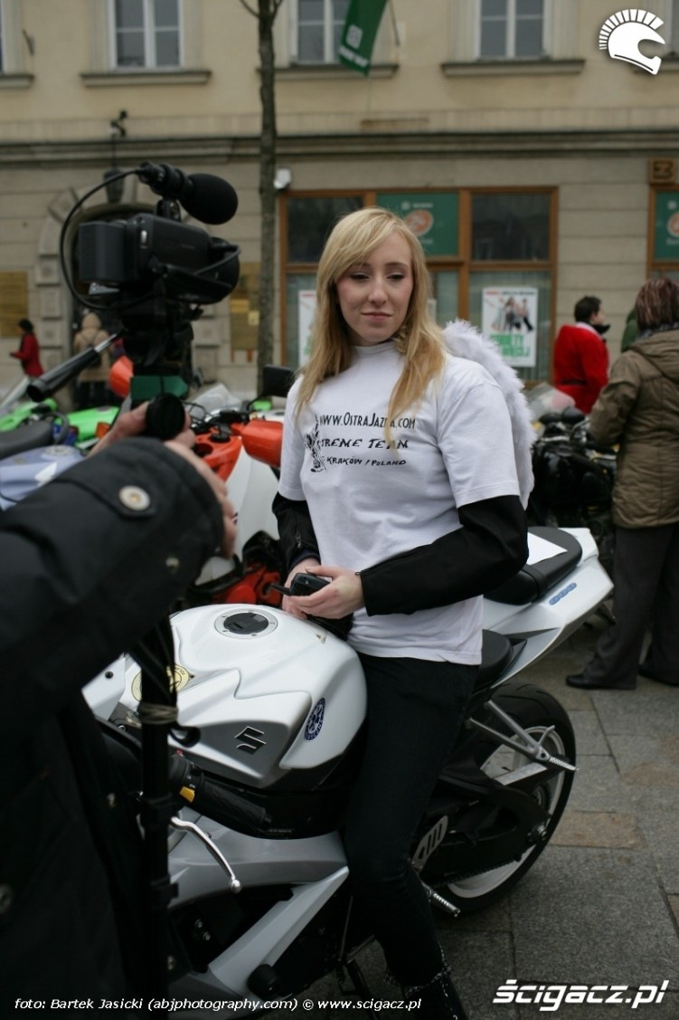 wywiad z organizatorka motomikolaje 2009