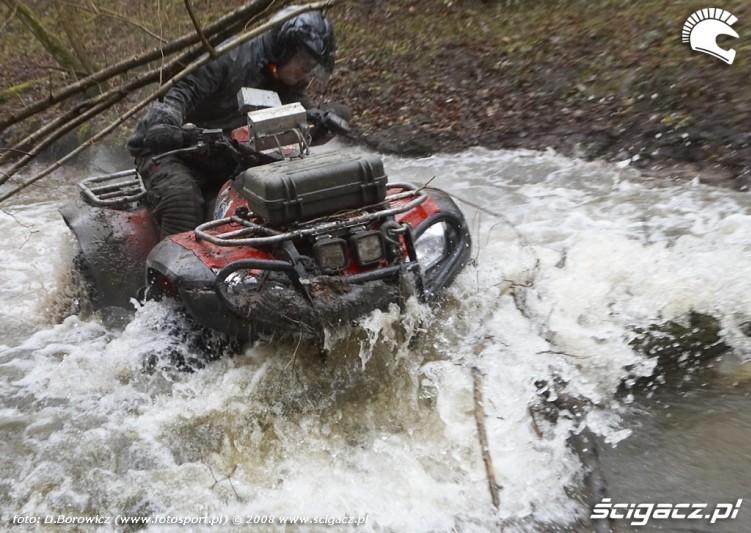 quad wawoz rzeka