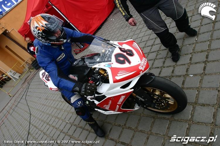 WMMP Yamaha R1