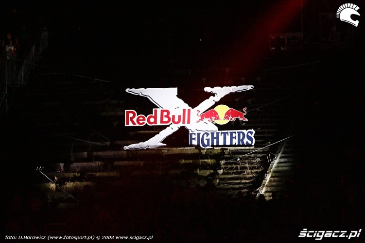 logo redbull x fighters