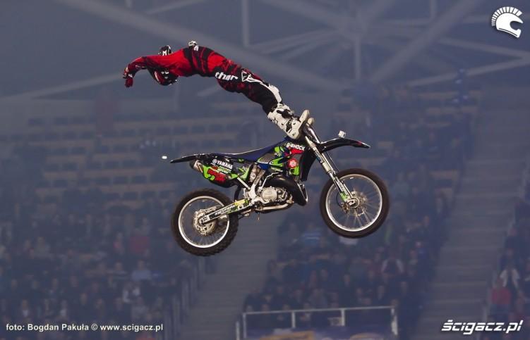 Pokazy FMX Super Enduro