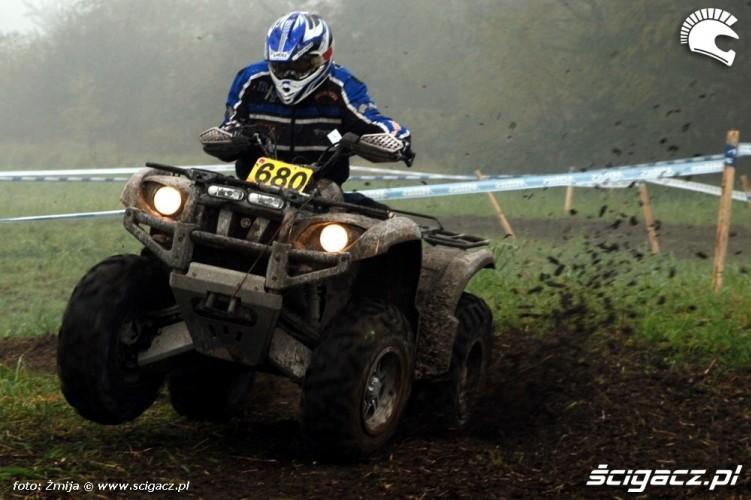 Mistrzostwa Polski Enduro 2008 jazda atv