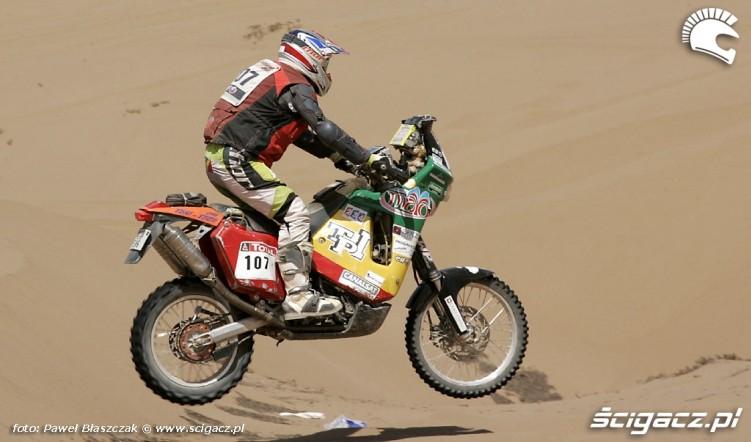 Rajd Dakar 2010 opuszcza pustynie 5