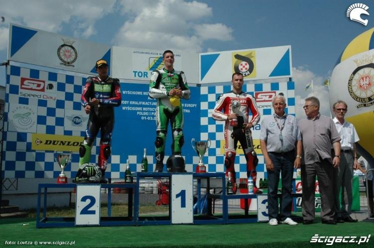 Alpe Adria WMMP 2014 podium STK1000