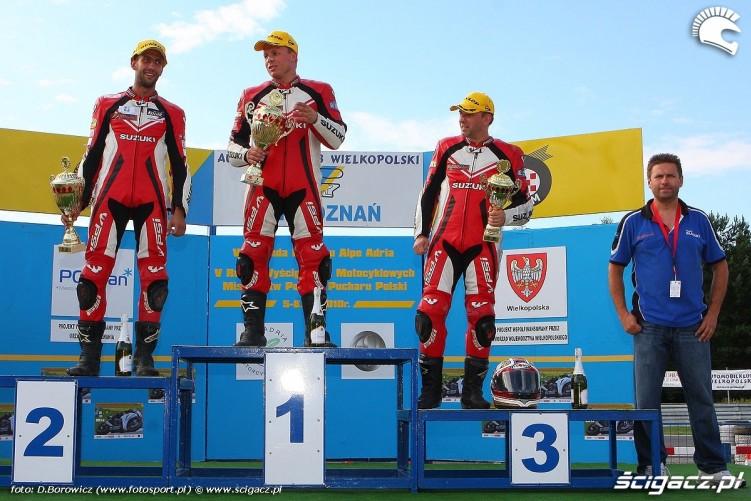 gsxr cup 600 podium wmmp poznan 5 runda 08082010 12