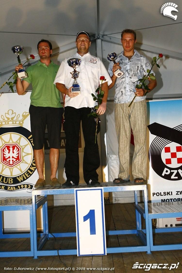 rookie do 600 klasyfikacja generalna podium vi runda wmmp poznan 2008 o mg 0129