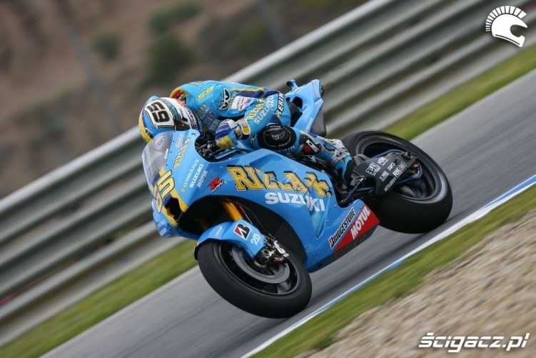 2008 Capirex Rizla Suzuki